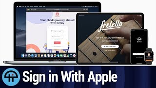 "Gambar cover How ""Sign in With Apple"" Will Work"
