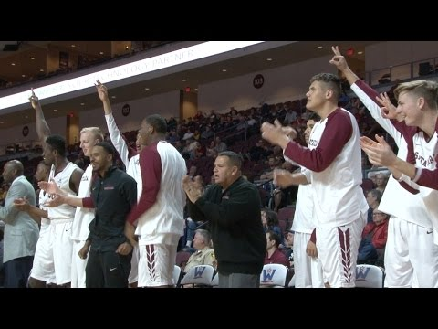 HIGHLIGHTS: Men's Basketball Defeats San Francisco 76-69 | March 4, 2017