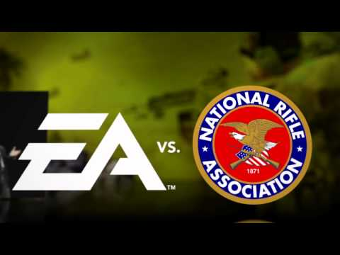 Top Video-Game Maker Won't Pay Gun Manufacturers Anymore