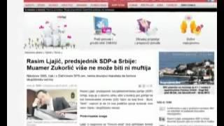 Rasim Ljajić - izjava za Dnevni Avaz