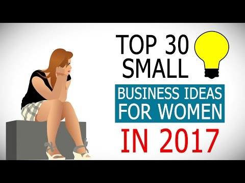 Top 30 Best Small Business Ideas for Women's & Men's