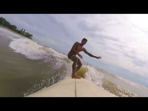 SURFING IN NEGROS ISLAND!