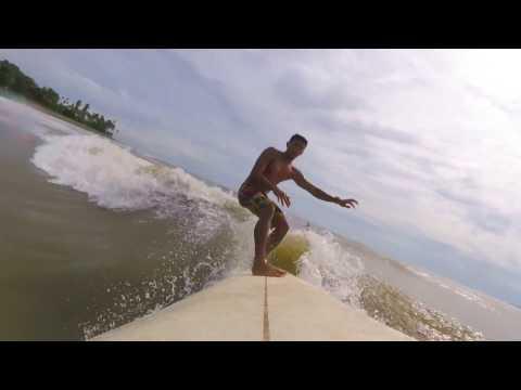 SURFING IN NEGROS ISLAND!