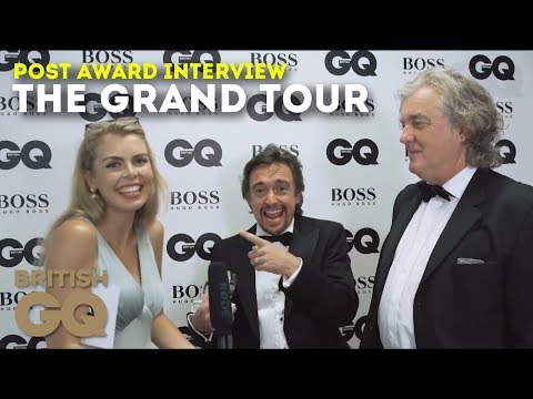 James May offers driving lessons   Tipsy Richard Hammond