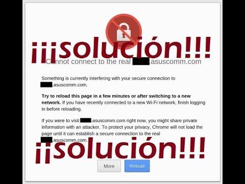 Fix SSL Error and Invalid Security Certificate Error with ...