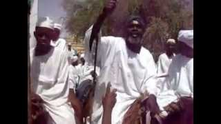 الزنوج الذين يعتبرون انفسهم عربا في دارفور(الجمجويت)