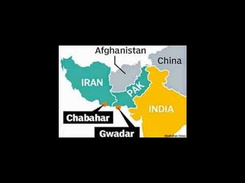 Afghanistan - Chinas stille Wege