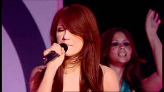 Girls Aloud - Whole Lotta History (Live @ TOTP