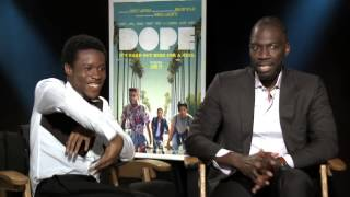 Dope Director Rick Famuyiwa & Shameik Moore Interview