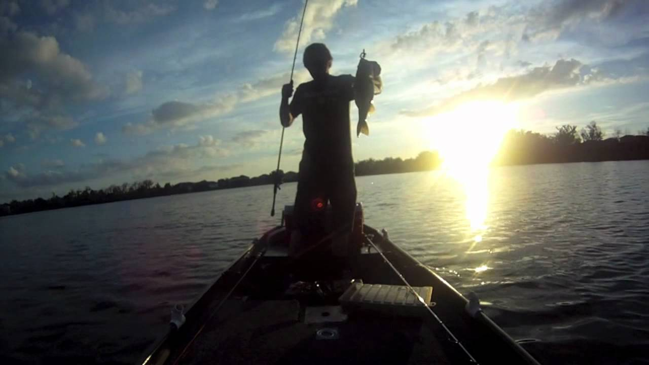 Gopro orlando fl bass fishing big sandlake lake for Fishing in orlando florida