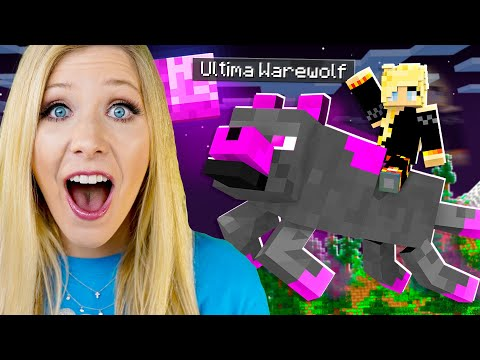 How to Tame the Ultima Werewolf in Minecraft!