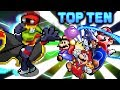 Top Ten Super Mario Games(2018)