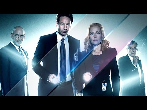 The X-Files to return with another 10-episode with  David Duchovny and Gillian Anderson