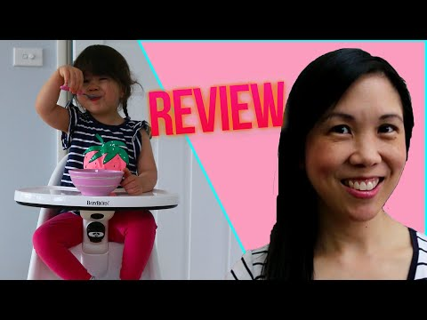 Best easy clean high chair | Baby Bjorn high chair review