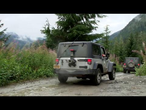 Ketchikan - Backcountry Jeep® & Canoe Safari