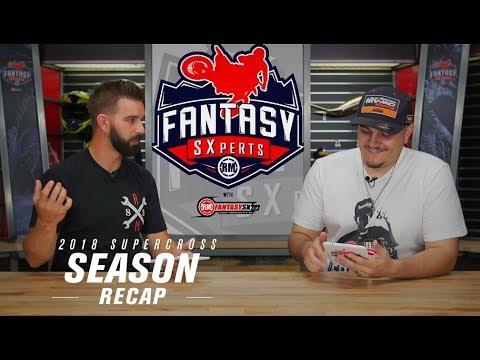Supercross RMFantasy SXperts Season Recap   2018