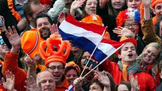Language War: German VS Dutch (West Germanic)
