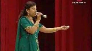 Sika Mein Sikia khe keen Sikai pyara - Deeba Sehar in Dubai