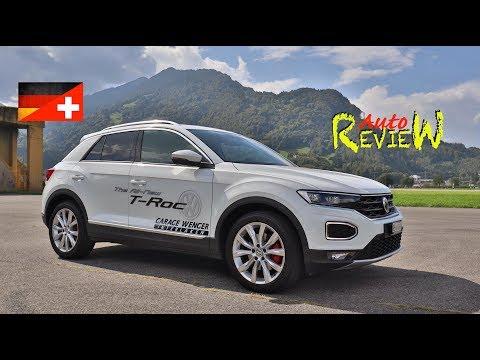 VW T-ROC Sport 2.0l TDI 4Motion   AutoReview   Episode 84 [DE]