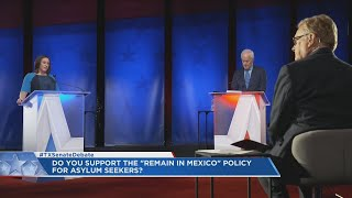 Download lagu Full US Senate Debate: John Cornyn and MJ Hegar