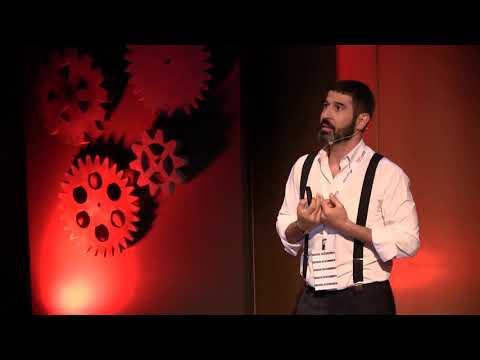 Inner Synergy | Vassilis Kykrilis | TEDxLamia
