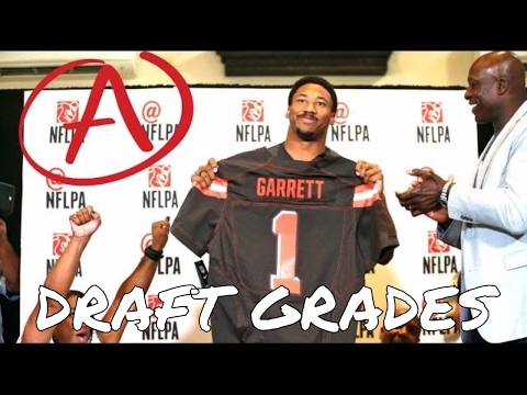2017 NFL Draft Round 1 Grades and Analysis for Every Team
