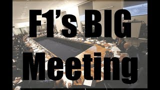 MP252 - F1 on Netflix & The Big 2021 Meeting