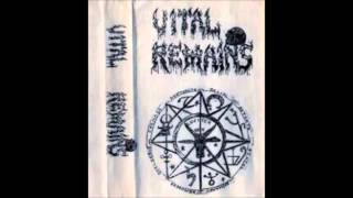 "Vital Remains - Of Pure Unholiness (From Demo ""Live Demo 1991"", 1992)"