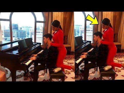 Nick Jonas surprises PREGNANT wife Priyanka Chopra on first Valentine's Day ❤ Mp3