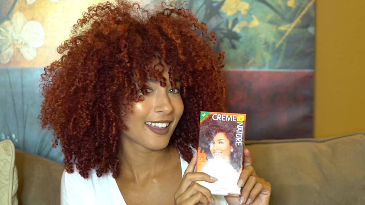 moisture-rich hair color x creme