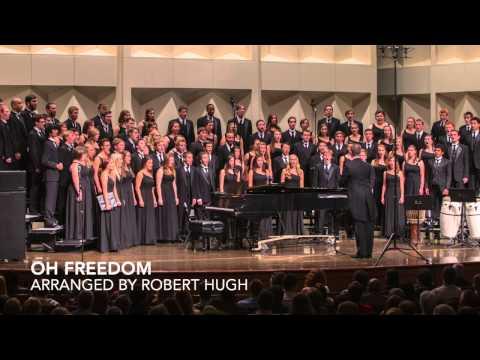 Oh Freedom - Fall Concert 2015 - Miami University Collegiate Chorale