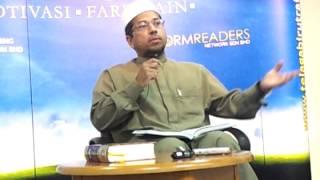 Ustaz Zahazan - Cara mendapat Khusnul Khatimah Part 1/2 - 1Jun2012