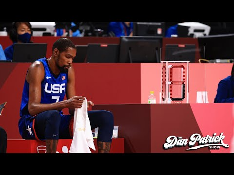 """""""The Rest Of The World Is Not Afraid Of Team USA"""" - DP Recaps Team USA's Loss To France 
