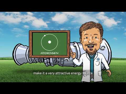 Can gas turbines run on hydrogen fuel? | GE Power | GE Power Highlights