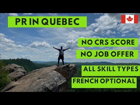 QUEBEC Immigration Program   QUEBEC SKILLED WORKER PROGRAM QSWP   Canada Immigration 2020