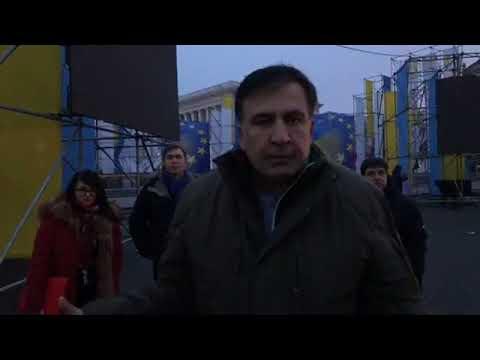 Михаил Саакашвили про высказывание Владимира Путина