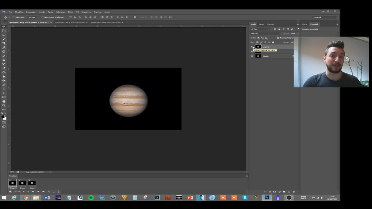 Come creare una gif animata con Photoshop | Very Tech