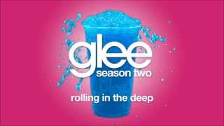 Скачать Rolling In The Deep Glee HD FULL STUDIO