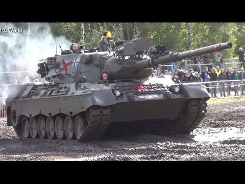 panzer leopard 1 a2 bundeswehr stahl auf der heide 2015. Black Bedroom Furniture Sets. Home Design Ideas