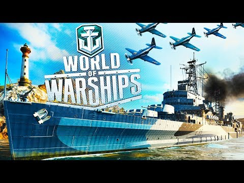 Launching TORPEDOES and Destroying Ships! - World of Warships Gameplay