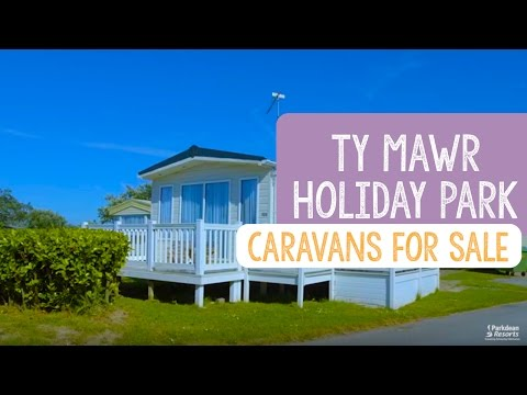 Caravans For Sale At Ty Mawr Holiday Park, Wales