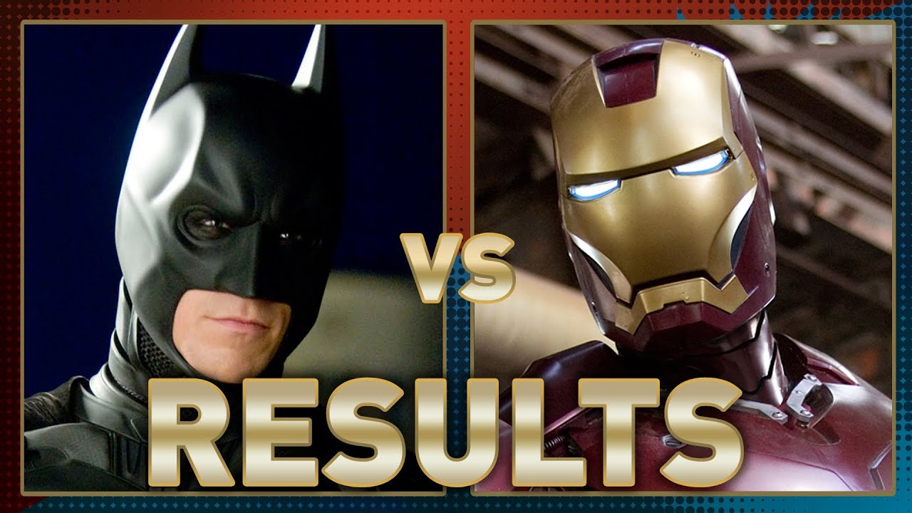 batman vs iron man fanboy faceoff results youtube batman iron man fanboy