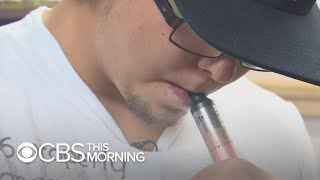 CDC finds link in vaping illnesses