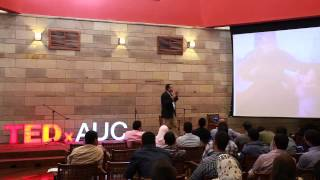 Why We Hate Math: Karim Saleh at TEDxAUC