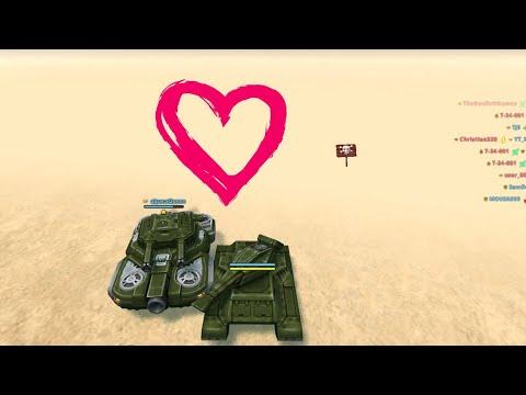 Tanki Online With My Girlfriend!!