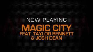 Mr Hudson - MAGIC CITY feat. Taylor Bennett & Josh Dean [AUDIO]