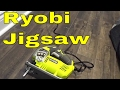 Ryobi Variable Speed Jigsaw Review-Cuts Wood, Plastic, And Metal (JS651L1)