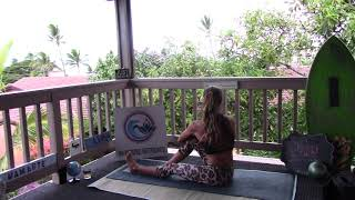 In House Retreats Yoga~ Surf Stretch