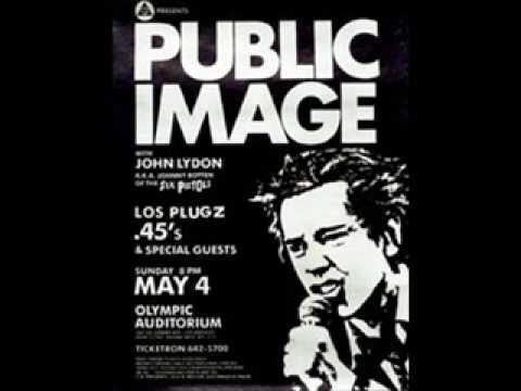 Public Image Ltd. -Low Life(LA,Olympic Auditorium)
