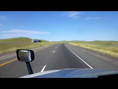 BigRigTravels LIVE! - Cheyenne to Superior, Wyoming - Interstate 80 West - July 8, 2017